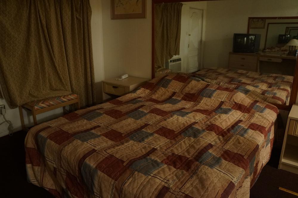 疲れを癒すベッド