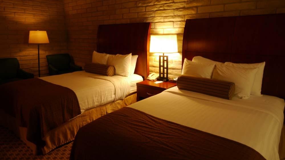 Kayenta Monument Valley Inn の中